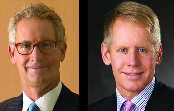 S. Craig Lindner and Carl Lindner III, co-CEOs of American Financial Group, topped the highest-paid list this year.