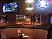 Here's a look at some of the new decor inside Locals.
