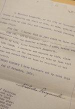 SLIDESHOW: Ancient, historic Cincinnati documents go online