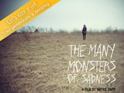 The Many Monsters of Sadness – Feature FilmPledged: $12,990Funded: 108%Date funded: June 19, 2011A dramedy about a group of students who discover a box that grants wishes.