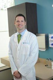 Dr. Matthew Meier joined Mercy Health.