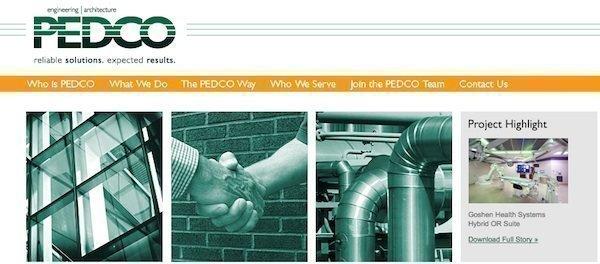 No. 5: PEDCO E & A Services Inc.Local registered engineers: 26