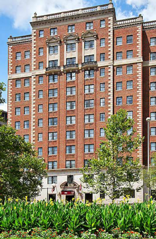 Downtown Cincinnati's Residence Inn recently won two national awards.