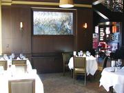 Ruth's Chris Steak House features locally inspired art and photography.