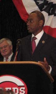 Cincinnati Mayor Mark Mallory has long been pushing for the city to be an All-Star host.