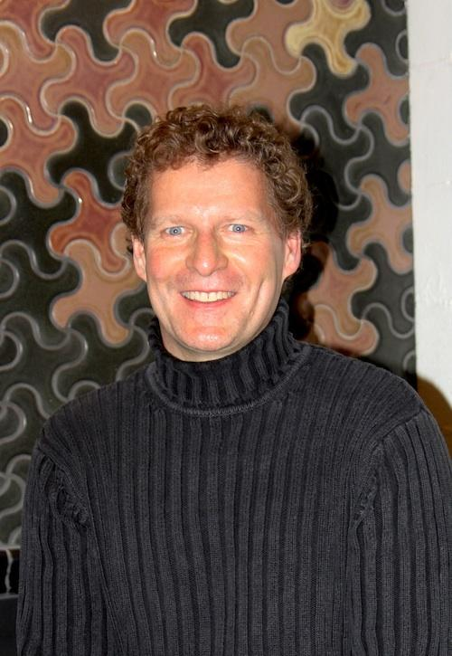 Roy Robinson joins Rookwood Pottery as director of creative development.