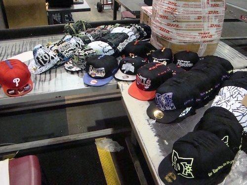 Customs officials seize $5M in fake goods at CVG