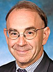 Dr. David Stern, former dean of the University of Cincinnati College of Medicine, ranked No. 3 on our list. His 2011 total compensation was $700,439.