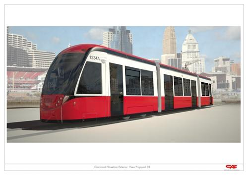 Cincinnati Mayor Mark Mallory and Vice Mayor Roxanne Qualls said they still support the plan for a streetcar despite a newly released budget shortfall.