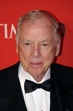 T. Boone Pickens: Fracking safe, oil prices heading up