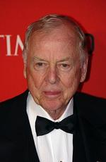 T. Boone Pickens: Keep gas in the U.S., force oil out