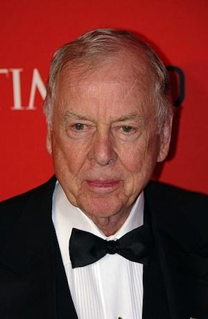 Texas billionaire T. Boone Pickens will be inducted into Texas Conservation Hall of Fame Sept. 27