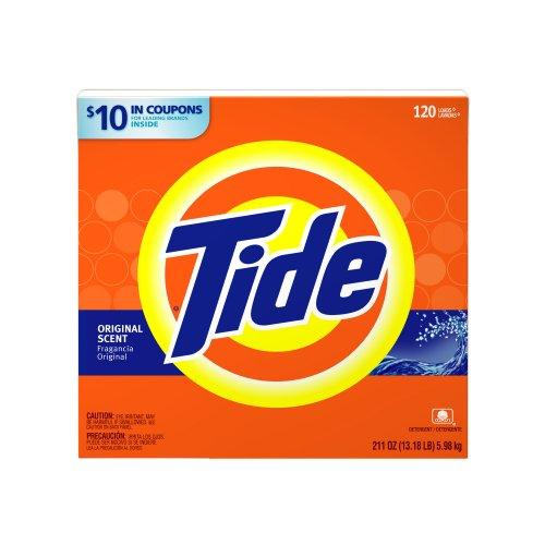 Procter & Gamble Co.'s Tide brand is getting a lot of attention, after it was used to clean up jet fuel after a NASCAR crash.