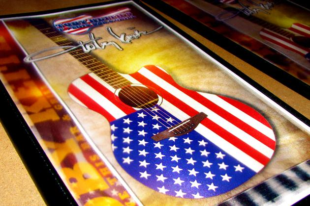 Toby Keith's I Love This Bar & Grill said it has placed its rent money into an escrow account.