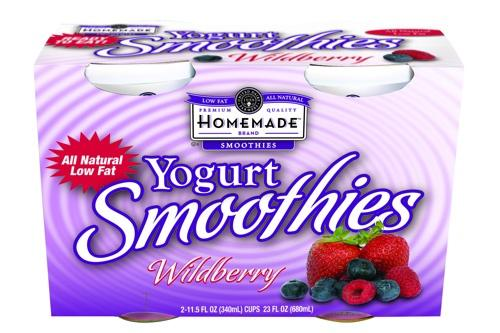 UDF has added another frozen treat for its Homemade brand.