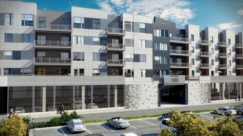 Vue 180, the second phase of the SouthShore development in Newport, will add 93 residential rental units next to the 62 condos in the first tower.