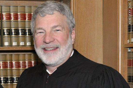 Wil Schroder retired from the Kentucky Supreme Court.