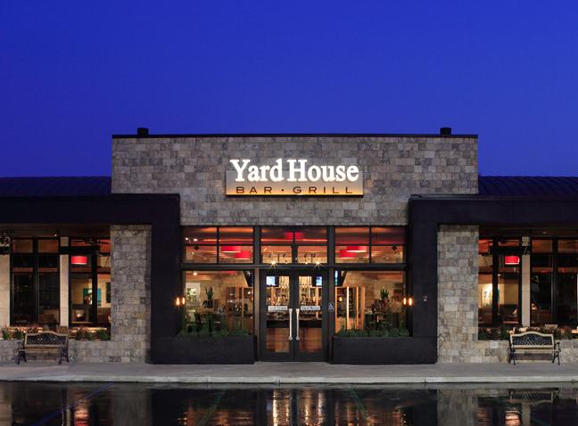 A Yard House location in Chino Hills, Calif. The first Yard House in Ohio is under construction at the Banks.