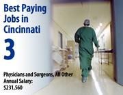 Physicians and Surgeons, All Other    Total employees: 3,010   Hourly wage: $111  (Source: BLS)