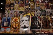 The Cincinnati Comic Expo was expanded to a weekend event this year. The past two years, it was only a one-day event.
