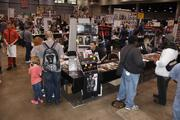 More than 92,000 square feet of convention center space was used for the third annual Cincinnati Comic Expo.