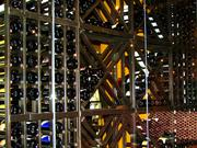 In addition to its full bar, Crave has an extensive wine menu.