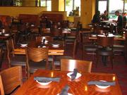 The interior of Crave, an 8,000-square-foot space at The Banks.