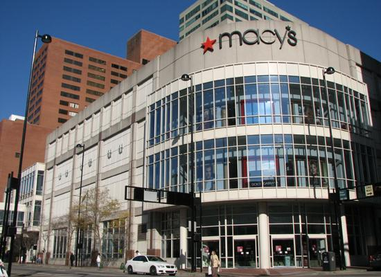 Developers are looking at building up to 225 apartments above the downtown Cincinnati Macy's closest to its corporate headquarters.