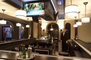 One of the features in the Artisan is a James Bond-themed basement with a wet bar.