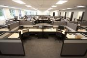 Itelligence employees site in low-walled cubicles to encourage interaction and collaboration.