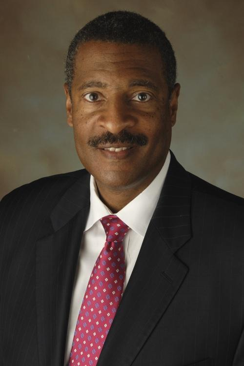 Larry James, vice president and chief diversity officer of Catholic Health Partners.