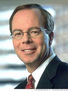 John Hammergren, McKesson's chairman and CEO.