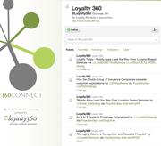 No. 3  Loyalty 360 @loyalty360 38,971 followers Loyalty marketer's association