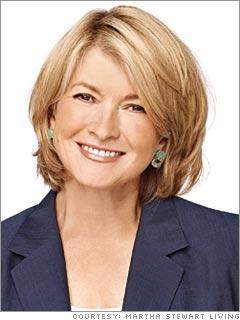 Martha Stewart stores will open inside J.C. Penney department stores by February 2013.