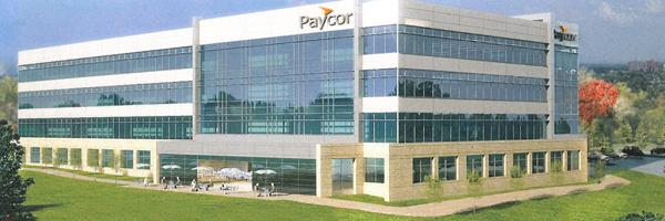 Paycor's plans call for a four-story, 154,000-square-foot office building on the 12-acre parcel.