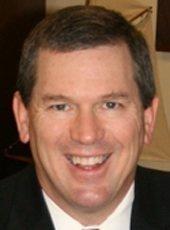 Timothy Putnam, president/CEO of Margaret Mary Community Hospital.