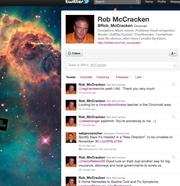 "8. Rob McCracken  @Rob_McCracken  11,333 followers ""Consigliere. Music maven. Freelance travel companion'"