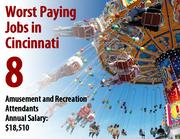 Amusement and Recreation Attendants 
