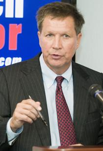 """""""""""The purpose of this is to create jobs for the state,"""" said Governor-elect John Kasich."""