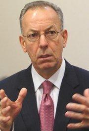 Jack Kraeutler, CEO of Meridian Bioscience.