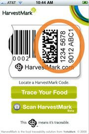 """Kroger's """"HarvestMark"""" codes track where some of its produce is picked and packed."""