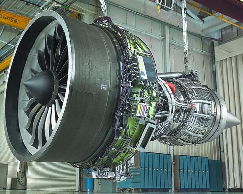 GE Aviation's GEnx engines will power the new Boeing 787. The aircraft is years behind schedule, leaving GE with hundreds of engine orders to fill if the Dreamliner finally enters service in 2011.