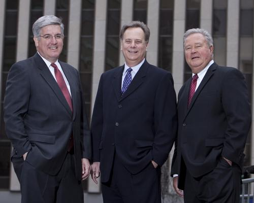 Three veteran Cincinnati businessmen have started Alliance Business Lending, targeting small firms with asset-based loans. From left, partners John Cain, Steve Kieffner and Jerry Kohlhepp.