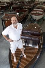 Boomers' love of old boats keeps business well afloat