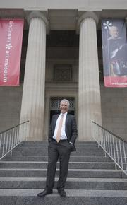 """Aaron Betsky,  director of the Cincinnati Art Museum, said the expansion should be a """"jump start."""""""
