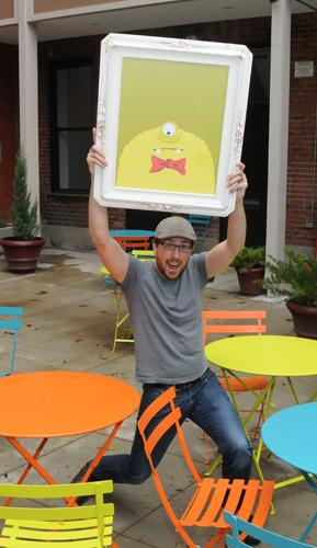 Chris Bergman, CEO of ChoreMonster, said the app allows children to play interactive games, while doing the chores their parents want them to complete.