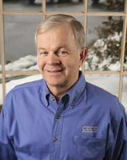 Dennis Blazer is stepping down from his post at CECO Environmental.