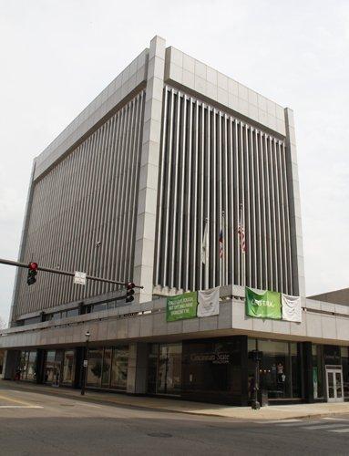 Cincinnati State's Middletown branch.