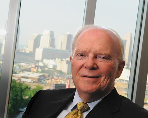 Michael Connelly is CEO of Catholic Health Partners.