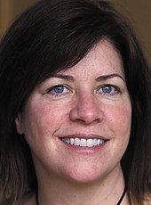 Karen Crick is the enrollment director for the Cincinnati Waldorf School.